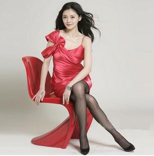 番顿餐椅Panton Chair雕塑玻璃钢成人版Verner Panton装饰休闲椅