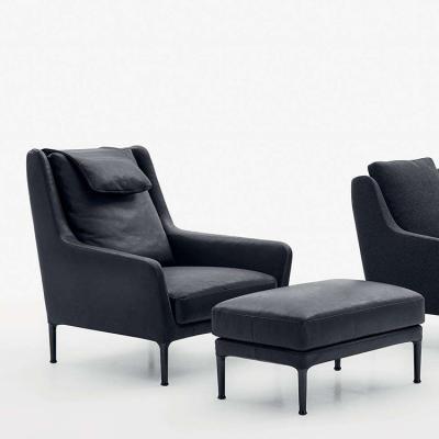 orge Mogensen休闲椅Easy chair 单人沙发Ottoman莫根森新款升级