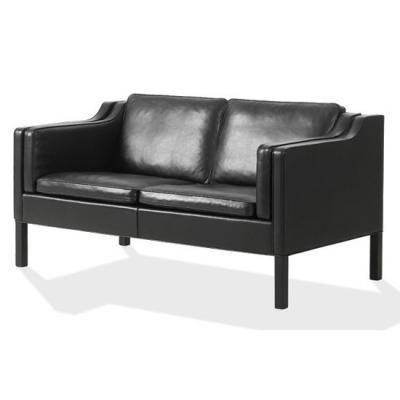 中式 2212两人位布吉莫根森Borge三人位Mogensen沙发two seater sofa