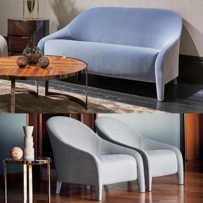Fendi Audrey 系列 沙发单人沙发休闲椅 双人沙发 面料颜色可定制