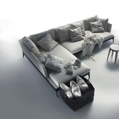 奢侈品家居 现代简约 FLEXFORM FEELGOOD 沙发 面料规格颜色可定制 高端家具