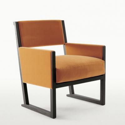 Maxalto 扶手椅 MUSA 系列 地产样品房 家用商用家具设计
