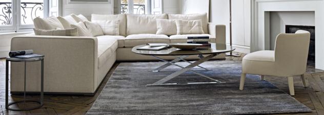 Maxalto 沙发 OMNIA 系列 面料规格颜色可定制 高端家具