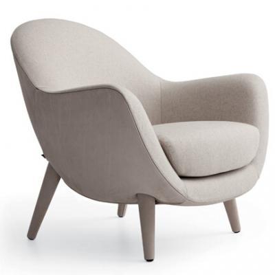 Poliform 扶手椅 Mad Queen 系列 地产样品房 家用商用家具设计