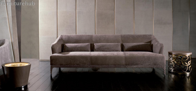 Rugiano Oscar系列 沙发 地产样品房 家用商用家具设计