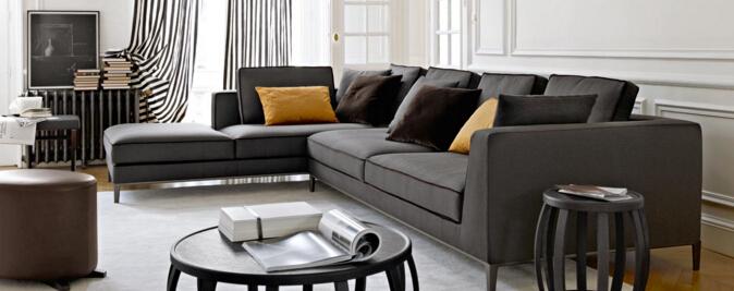 Maxalto 沙发 Lucrezia 系列 面料规格颜色可定制 高端家具