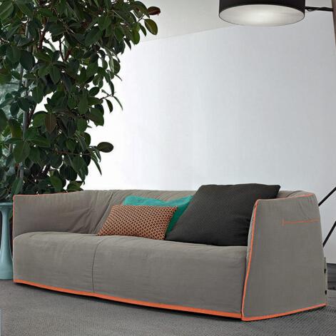 吉恩·马利·马索Poliform 沙发Santa Monica全球高端家具定制个性设计Jean Marie Massaud