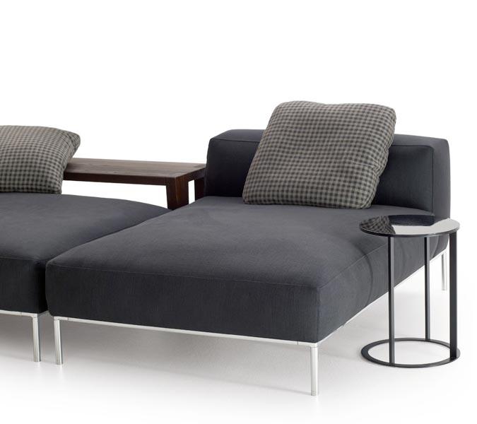 B&B Italia(BEBITALIA) 沙发 FRANK 1+1 系列 B&B(beb italia) 个性设计