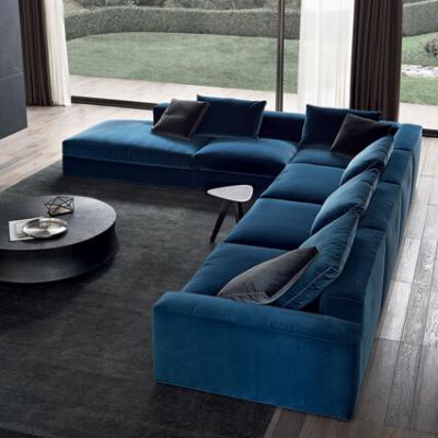 Poliform 沙发 Dune 系列  面料规格颜色可定制 高端家具 全屋整装家具定制家居设计