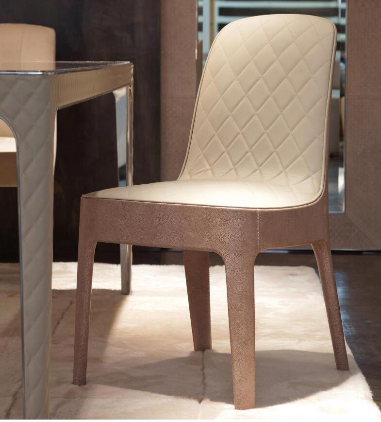 Rugiano 椅 Aria 系列 面料规格颜色可定制 高端家具