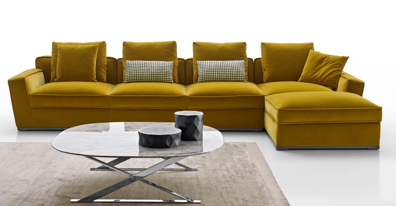 MAXALTO 沙发 SOLATIUM 系列轻奢 北欧欧美家具高端个性定制