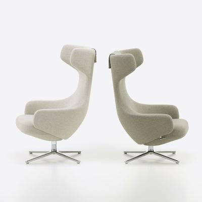 躺椅休闲椅Vitra Grand Repos by Antonio Citterio 书房椅高端家具