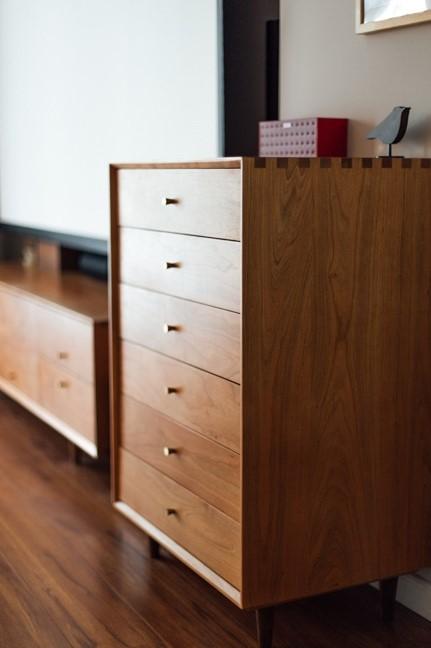 现货来图定做定制 收纳柜储物柜斗柜 纯实木六斗柜 规格可定制 高端家具