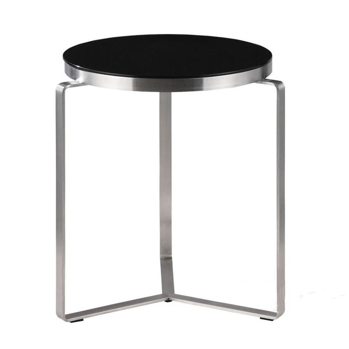 茶几不锈钢边几Carlotta coffee table from poliform全球高端家具定制