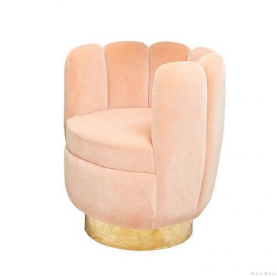 花朵手指椅Charlotte Sofa 沙发休闲椅沙发椅酒店咖啡馆沙发家用沙发