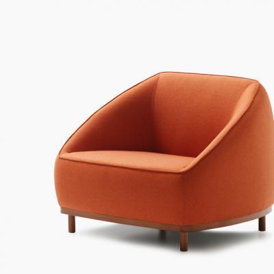 Sumo Sofa  单人双人沙发 休闲酒店样板房会所简约布艺定制沙发