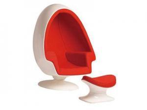 喇叭椅子Lee航天椅West Egg蛋椅Chair眼球椅Eero Saarinen沙里宁