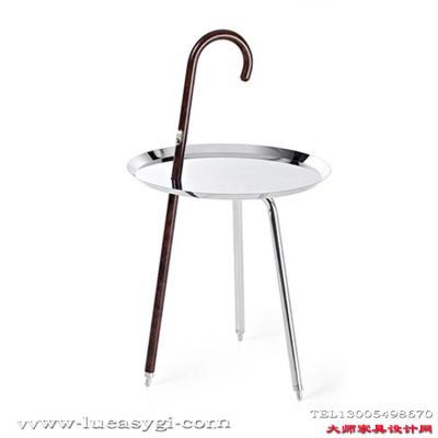 创意设计师家具 lueasygi coffee table金属咖啡桌 边几