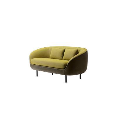 设计师家具 进口布艺客厅沙发 双人沙发面料颜色可定制 大师家具设计网