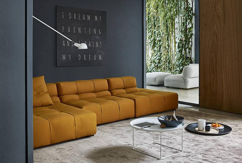 B&B Italia 意大利 沙发 大师家具设计网  全球高端家具定制