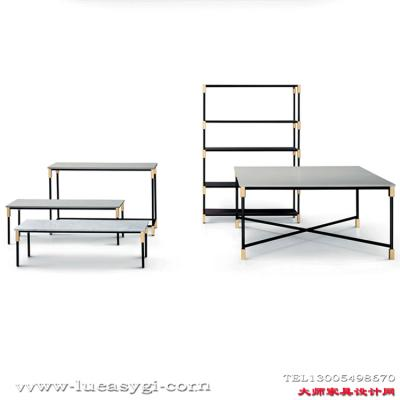 arflex意大利 家具MATCH餐桌 个性设计家具设计网 五金家具