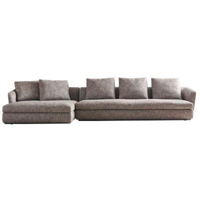 面料规格颜色可定制 高端家具【Molteni&C】Sloane 沙发 进口家具