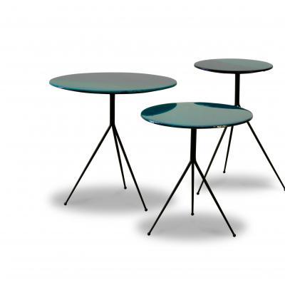 五金茶几电镀 复刻版设计师创意经典茶几定制 北欧欧美家具高端个性定制