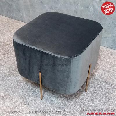 个性设计最美家具设计网 五金家具 榻|墩|凳子 换鞋凳 商场 洗脚凳 美容化妆凳