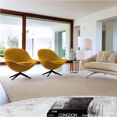 北欧家具定制 大师设计个性休闲沙发 玻璃钢沙发 规格颜色面料可定制