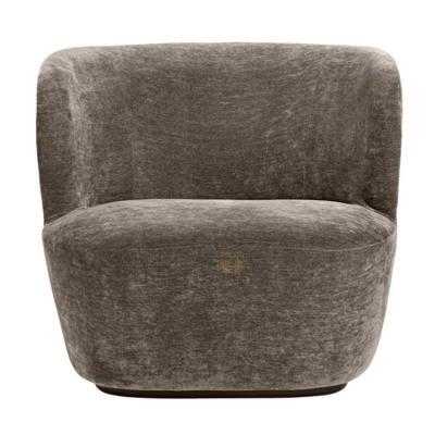 设计师写字楼大堂接待围形休闲躺椅沙发 面料规格颜色可定制 高端家具