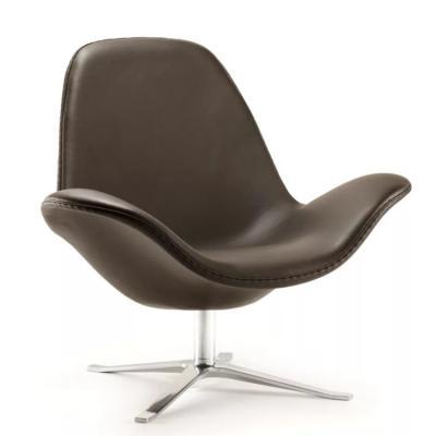 设计师现代经典休闲躺椅 玻璃钢稳定坚固 耐用不变形家具定制