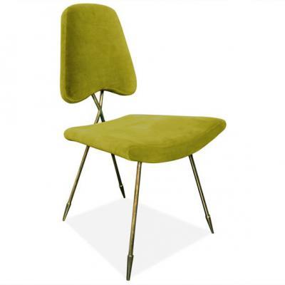 化妆椅 美容椅 酒店护肤 修脚美甲椅 不锈钢电镀餐椅 布艺真皮