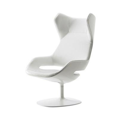 创意设计师家具 玻璃钢 镂空休闲躺椅 休闲布艺真皮仿皮椅 酒店会所高端定制
