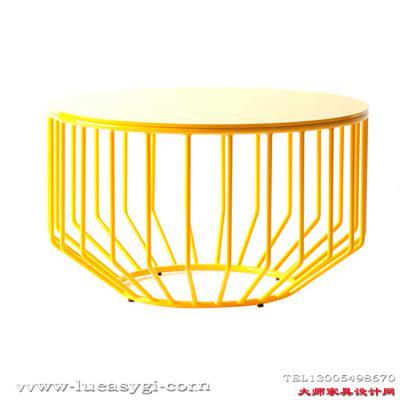 经典设计师家具 创意金属茶几边几风格 铁艺 五金烤漆 铝合金 不锈钢电镀 桌子