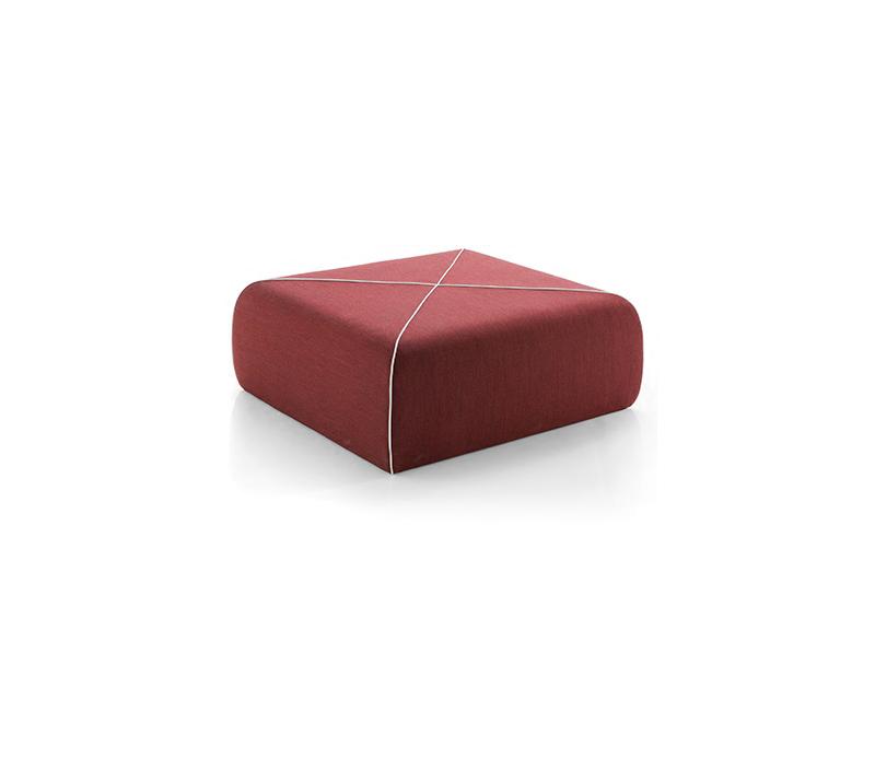 设计师家具 圆形四方形 正方形三角形花园墩 商场换鞋凳 等候椅 矮凳