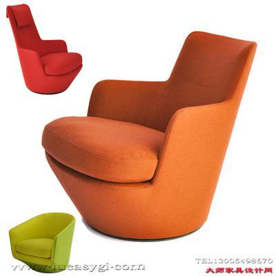 经典设计师家具  沙发躺椅扶手椅个性设计最美家具设计网 五金家具