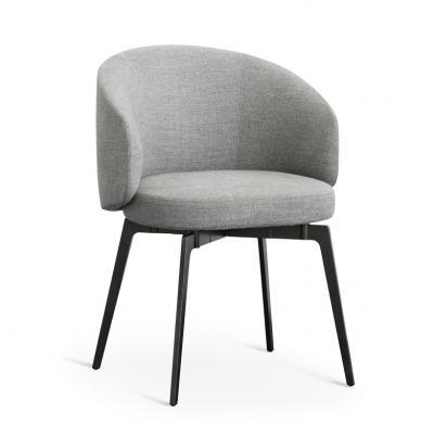 家用商用定制 家居豪宅 北欧简约设计风格小户型创意时尚餐椅休闲椅