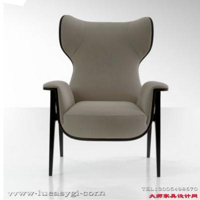 家用商用定制 家居豪宅 简约休闲椅扶手椅 新款  北欧欧美家具高端个性定制