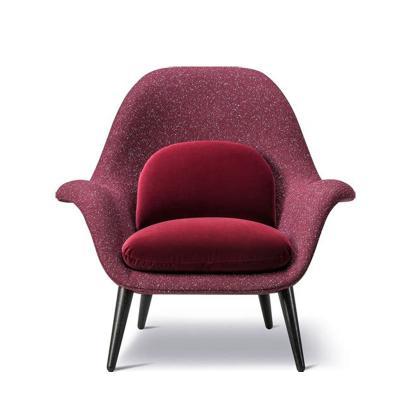 大师家具设计网  全球高端家具定制  扶手懒人舒适椅现代创意异形玻璃钢休闲椅