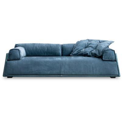 Hard soft slim sofa意大利品牌沙发Baxter  HARD & SOFT SLIM SOFA 双人沙发