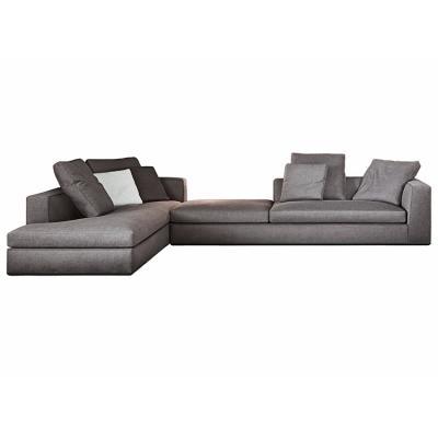 奢侈品家居 现代简约 Minotti Powell sofa 沙发 全球高端家具定制
