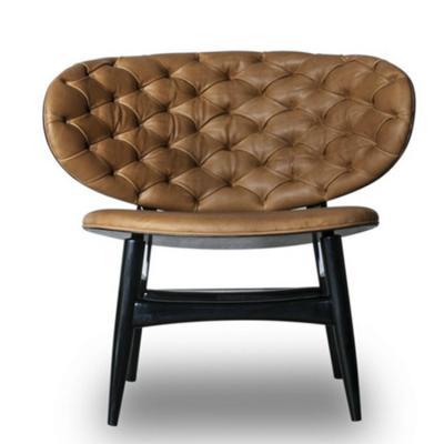 意大利品牌家具 单人双人休闲沙发椅 懒人舒适沙发椅 弯板曲木椅