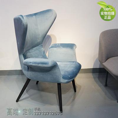 布艺休闲椅家用商用 办公会所 酒店 会展厅展示 定型海锦固定造型