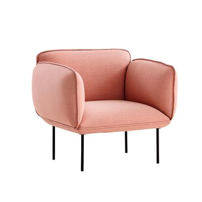 北欧现代休闲椅酒店西餐厅咖啡馆会所餐椅