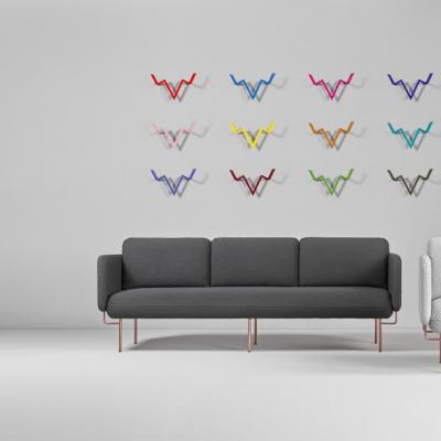 北欧家具定制 设计师家居样板房接待定制休闲沙发 新中式家具