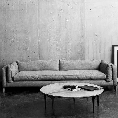 高端定制 北欧设计师室内沙发 丹麦Sketch品牌ALTO布艺沙发样板房家具