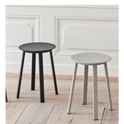 HAY Revolver Stool 旋转矮凳换鞋凳休闲凳 圆形餐椅吧椅北欧设计师
