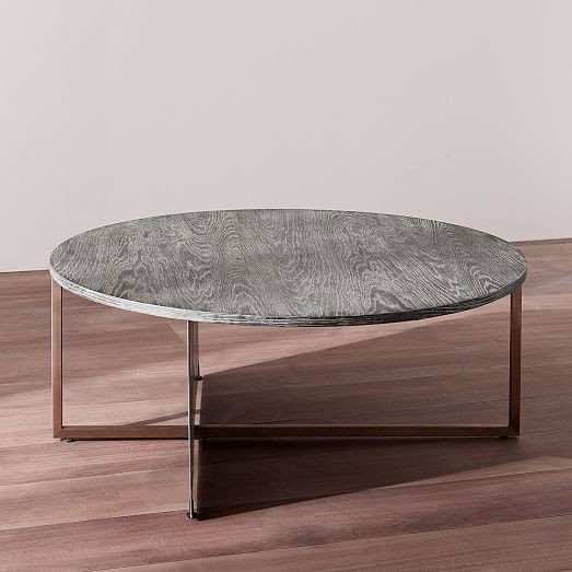Korsa Oak     Coffee Table 科尔萨橡木咖啡桌 不锈钢大理石茶几餐桌边几角几