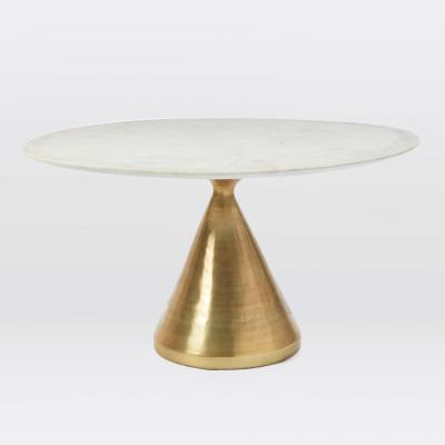 餐桌 Silhouette Pedestal Dining Table - Oval 剪影台座餐桌-椭圆形 餐厅茶几办公室洽谈桌