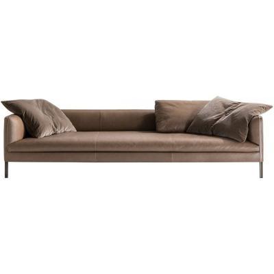 2019年第一季度沙发大全 Molteni&C Paul Sofa 四人多人沙发 五金家具布艺北欧设计师家具